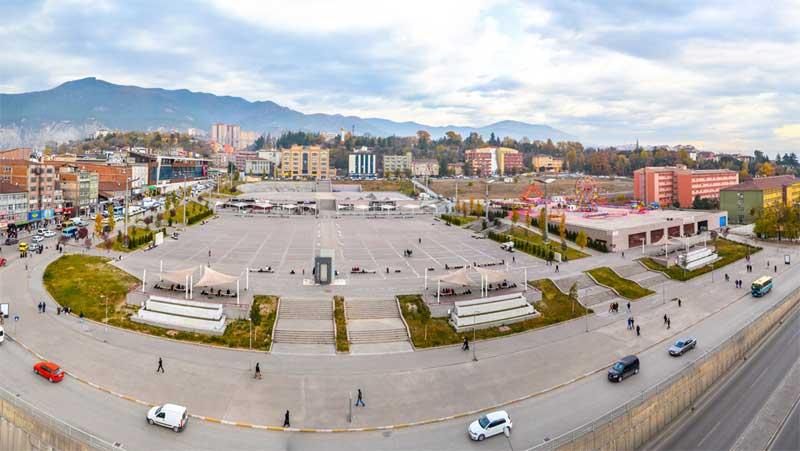 Ankara, İstanbul İstikametinden Karabük'e Geliş
