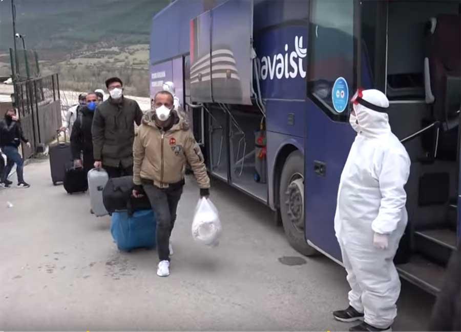 Bin 700 Cezayirliyi Karabük'e getirenlerin vicdanı rahat mı?