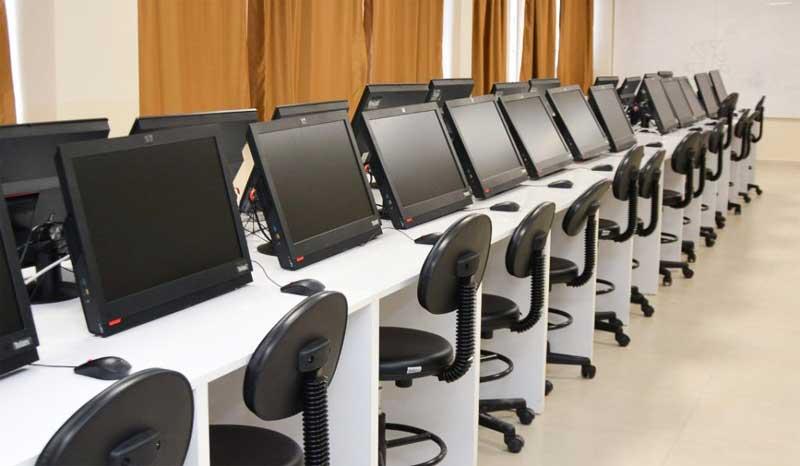 Karabük Üniversitesinden Bilgisayar ve İnternet Desteği