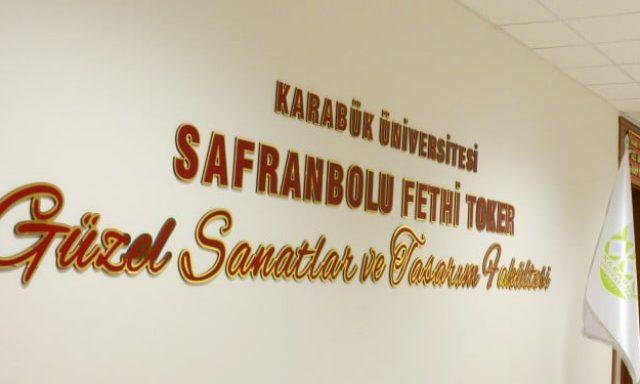 Safranbolu Fethi Toker Güzel Sanatlar ve Tasarım Fakültesi