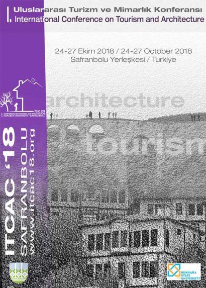1. Uluslararası Turizm ve Mimarlık Konferansı