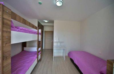 üç kişilik oda