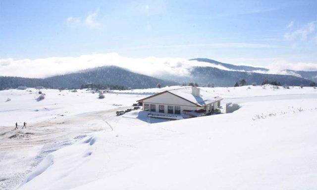 Keltepe Kayak Merkezi