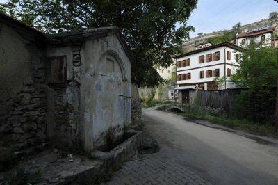 Safranbolu Çamlıca Konağı Çarşı Evi