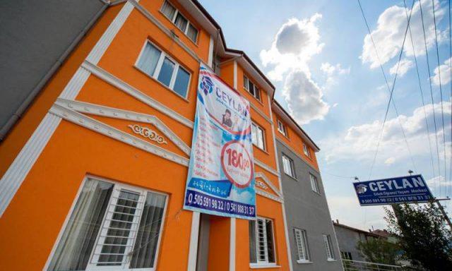 Ceylan Erkek Öğrenci Yaşam Merkezi ve Yurdu
