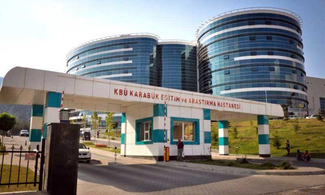 Karabük Üniversitesi Eğitim ve Araştırma Hastanesi