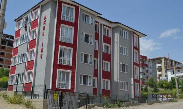 Safrangold Erkek Apartı