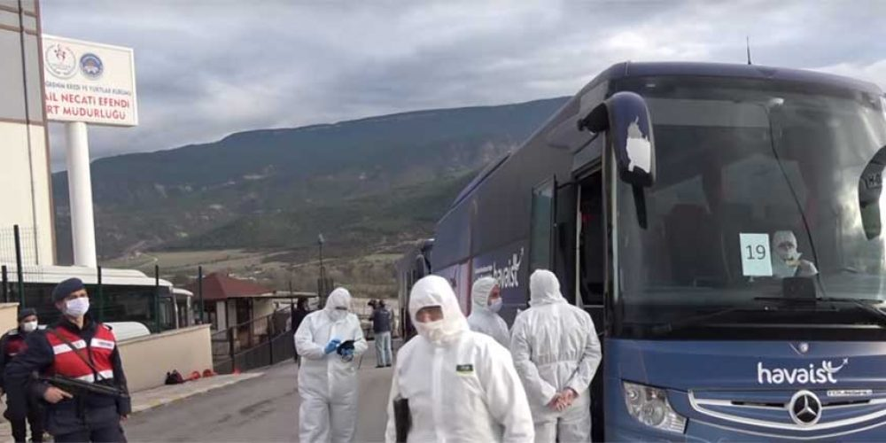 Vergili: Bin 700 Cezayirliyi Karabük'e getirenlerin vicdanı rahat mı?
