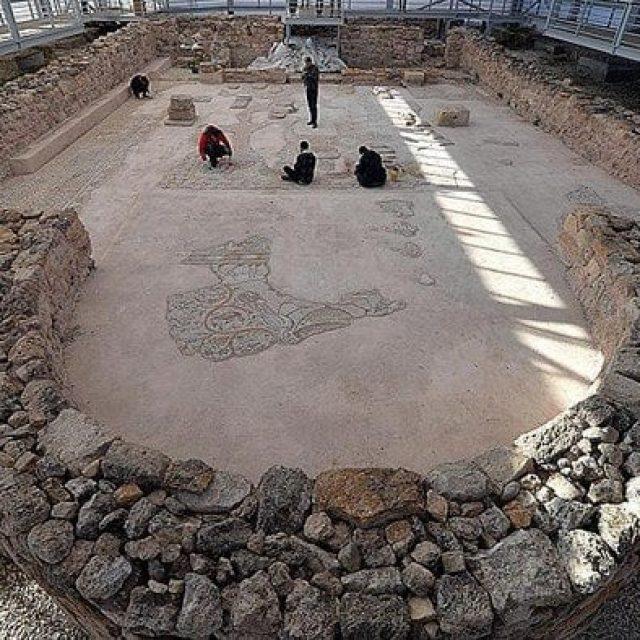 Karabük'teki Antik Çağ'ın Hac Merkezi Gün Yüzüne Çıkıyor