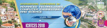 İleri Teknoloji, Bilgisayar Mühendisliği ve Bilim Uluslararası Konferansı