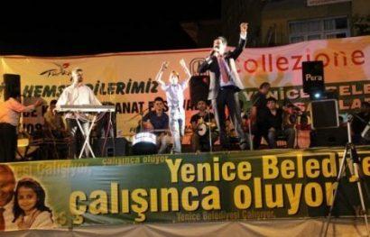 Zümrüt Yenice Kültür Sanat ve Sanayi Festivali