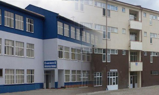 Eskipazar Meslek Yüksekokulu