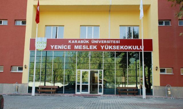 Yenice Meslek Yüksekokulu